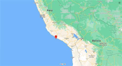 Temblor de 3.8 de magnitud sacude Caravelí, en Arequipa