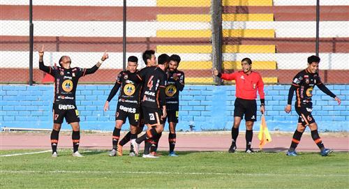 Ayacucho FC vs Binacional por la fecha 13 de la Liga 1 del fútbol peruano