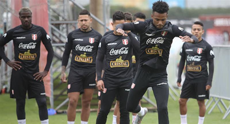 Selección Peruana iniciará Eliminatorias visitando a Paraguay. Foto: Prensa FPF