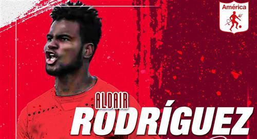 Aldair Rodríguez: