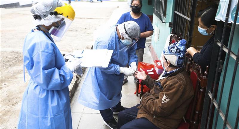 Estado de Emergencia es ampliado todo el mes de octubre. Foto: Andina
