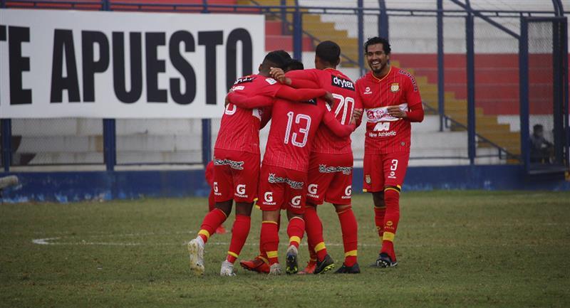 Sport Huancayo llega de una victoria ante Cantolao. Foto: Prensa FPF