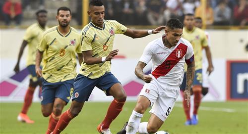 Selección Peruana: DT de Colombia apuntó que la 'bicolor' no lo deja descansar