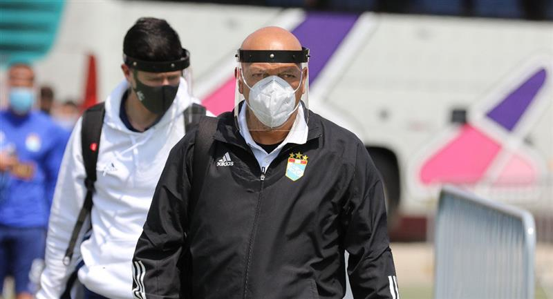 Roberto Mosquera quiere ser protagonista con Sporting Cristal. Foto: Prensa FPF