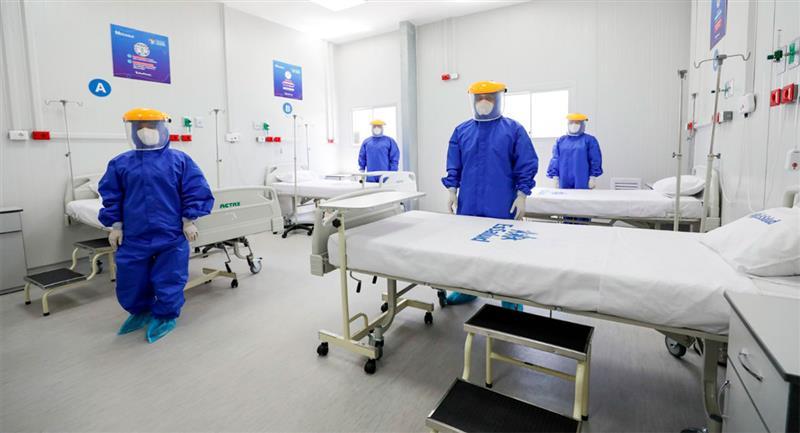 5160 nuevos casos de coronavirus se registraron en Perú. Foto: Twitter @Minsa_Peru