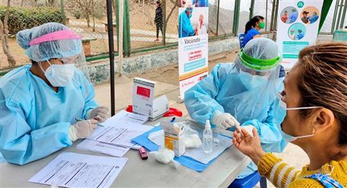 COVID-19 en Perú: Reporte de infectados de coronavirus al sábado 26 de septiembre