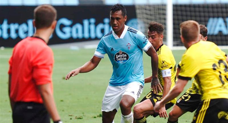 Renato Tapia tendrá acción con Celta de Vigo. Foto: Twitter Difusión