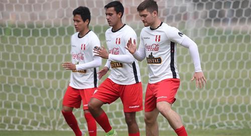 Selección Peruana: lista de convocados Sub 20 para cuarto microciclo