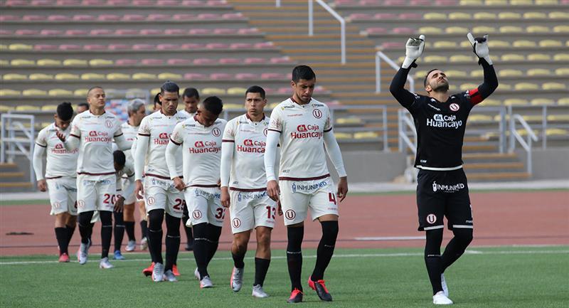Universitario es líder con 32 unidades a cinco fechas del final de la Fase 1. Foto: Prensa FPF