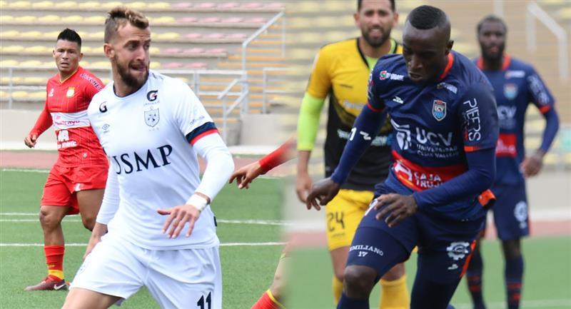 San Martín y Vallejo juegan por la fecha 15. Foto: Prensa FPF
