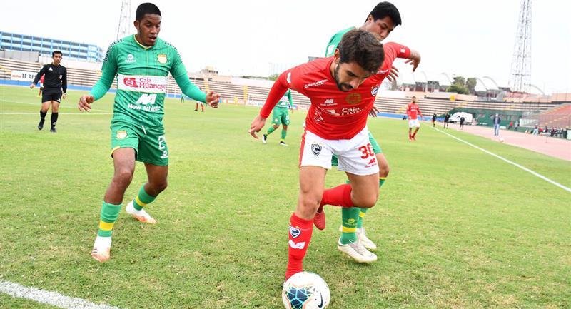 Cienciano y Huancayo juegan en el Callao. Foto: Twitter @LigaFutProf