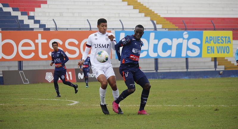 Yorleys Mena marcó el único tanto a los 5 minutos. Foto: Prensa FPF