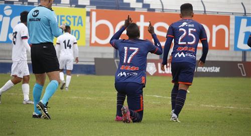 César Vallejo venció 1-0 a la San Martín por la fecha 15 de la Liga 1 del fútbol peruano