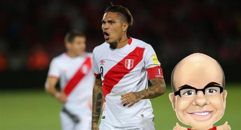 Selección Peruana y los jugadores históricos según MisterChip. Foto: EFE