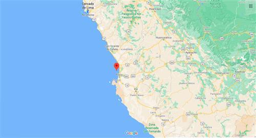 Temblor de 4.3 de magnitud sacude Chincha, en Ica