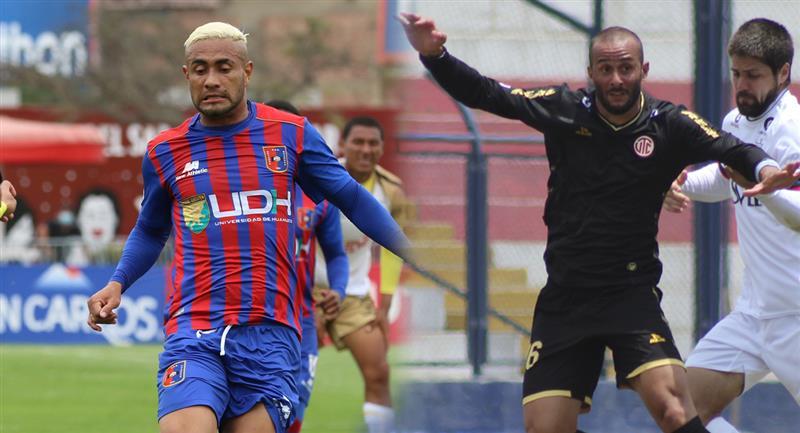 Alianza UDH y UTC juegan en el Callao. Foto: Prensa FPF