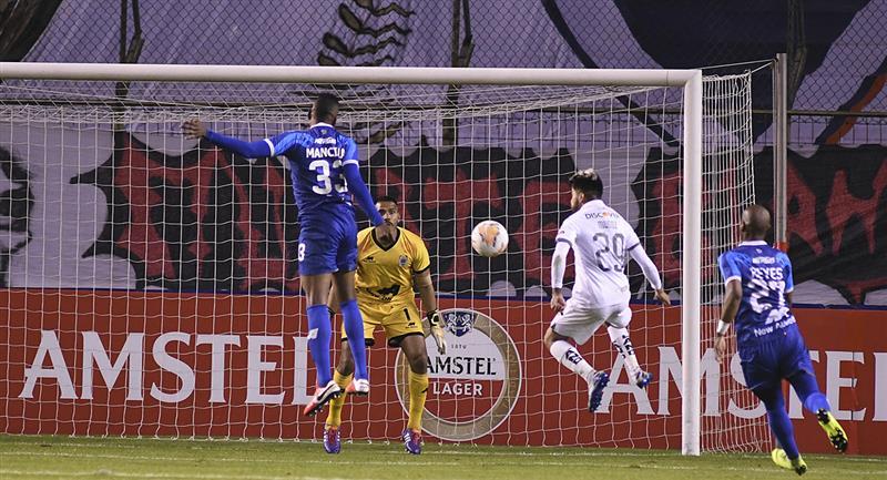Binacional quedó eliminado de la Copa Libertadores. Foto: Twitter @Libertadores