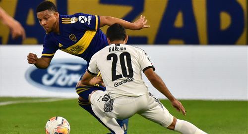 Boca Juniors manda en el Grupo H de la Copa Libertadores