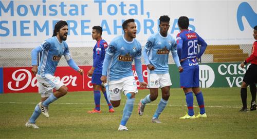 Carlos Mannucci vs Sporting Cristal: goles del empate agónico entre trujillanos y rimenses