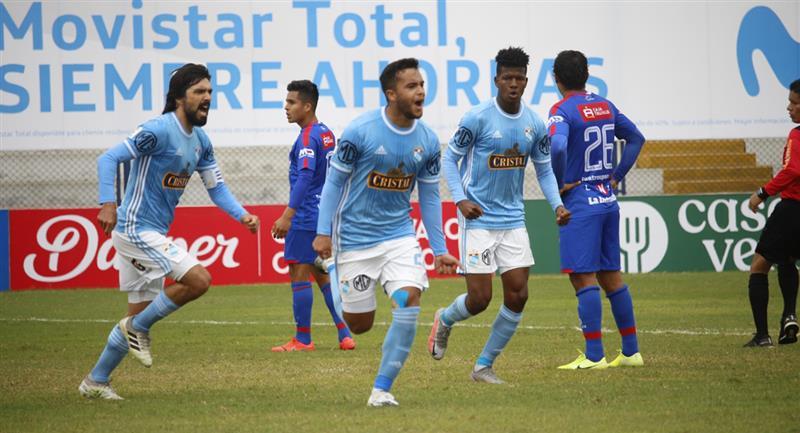 Revive los goles del empate entre Mannucci y Cristal. Foto: Prensa FPF