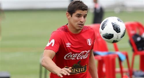 Selección Peruana: Aldo Corzo quedó fuera de convocatoria por lesión