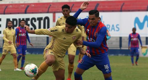 Alianza Universidad y UTC igualaron 0-0 por la fecha 15 de la Liga 1 del fútbol peruano