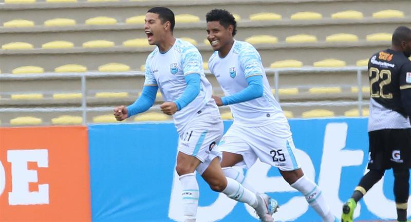 Deportivo Llacuabamba quiere sumar de a tres contra Melgar. Foto: Prensa FPF