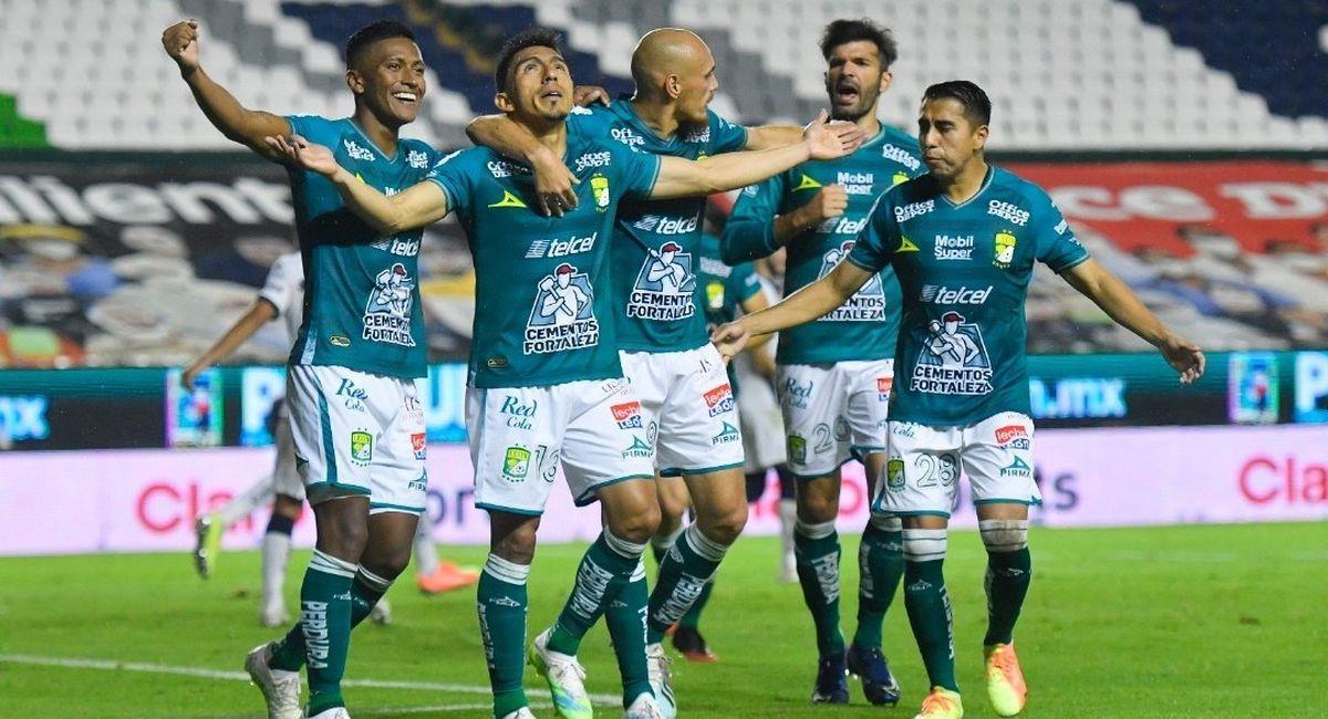 León es el sólido líder que tiene la liga mexicana. Foto: Twitter Club León