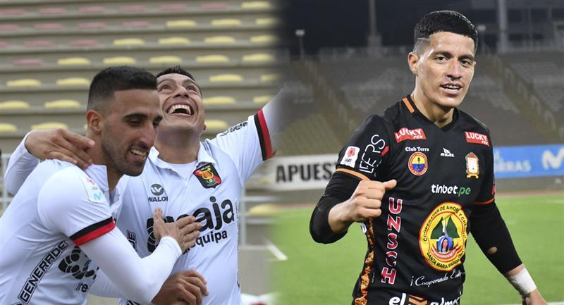 Melgar y Ayacucho juegan por la fecha 16. Foto: Prensa FPF