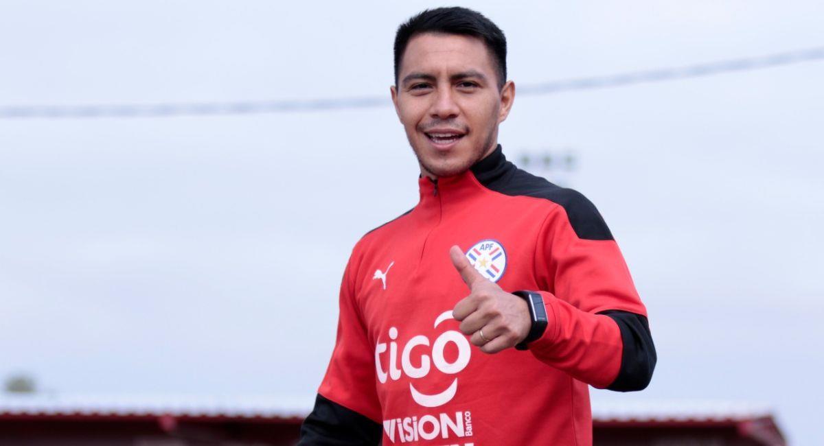 Paraguay sigue preparándose para enfrentar a Perú. Foto: Twitter Selección Paraguaya