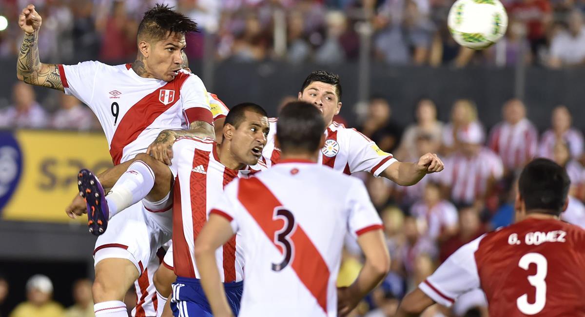 Perú visitará a Paraguay el jueves 8 de octubre. Foto: Twitter Difusión