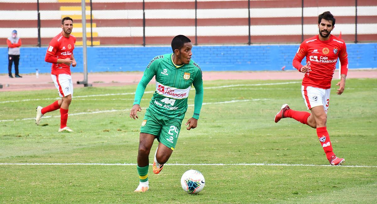 Sport Huancayo quiere seguir sumando y acercarse a los primeros puestos. Foto: Prensa FPF