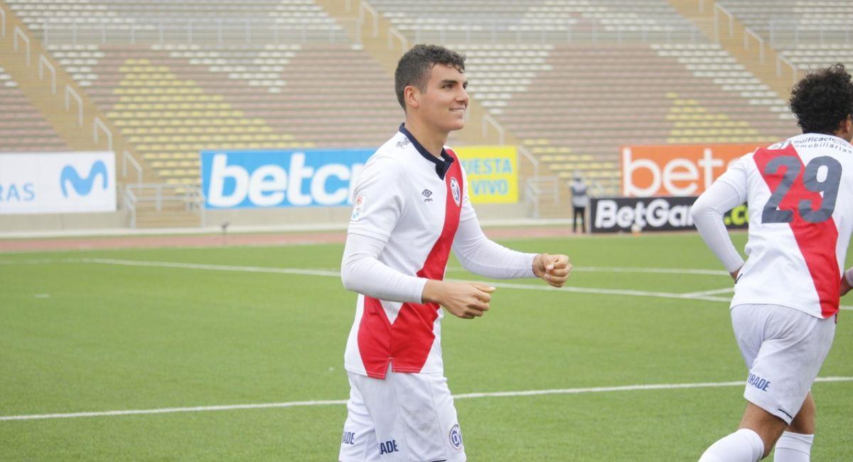 Matías Succar fue llamado a la Selección Peruana. Foto: Prensa de la FPF