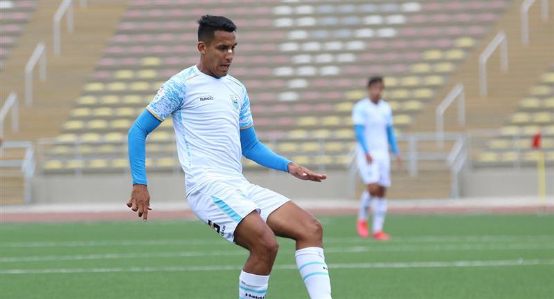 Alex Valera es uno de los recientes convocados a la Selección Peruana. Foto: Prensa FPF