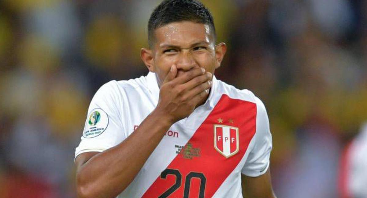 Edison Flores será uno de los titulares ausentes para la Selección Peruana. Foto: Twitter Difusión