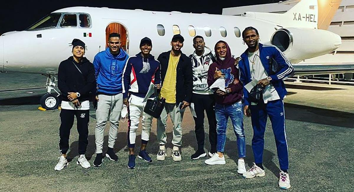 Siete futbolistas peruanos se suman a la 'Bicolor'. Foto: Instagram @raulruidiazm