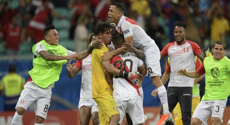 Peru Vs Paraguay Historial De Resultados En Partidos En Asuncion Por Eliminatorias Sudamericanas