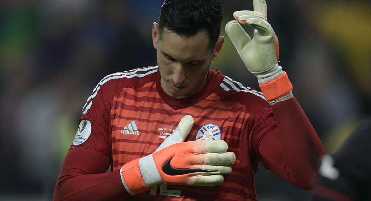 Roberto Fernández podría ser el gran ausente en Paraguay. Foto: Twitter Difusión