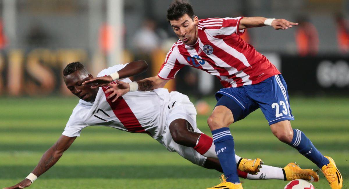 Perú tendrá un duro partido ante Paraguay. Foto: Andina