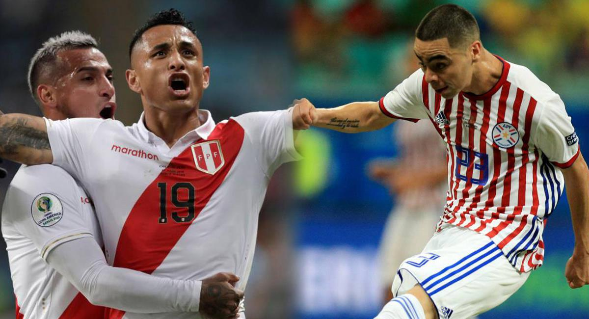 Peru Paraguay
