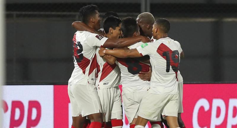 Peru Igualo 2 2 Ante Paraguay Por La Primera Fecha De Eliminatorias Qatar 2022