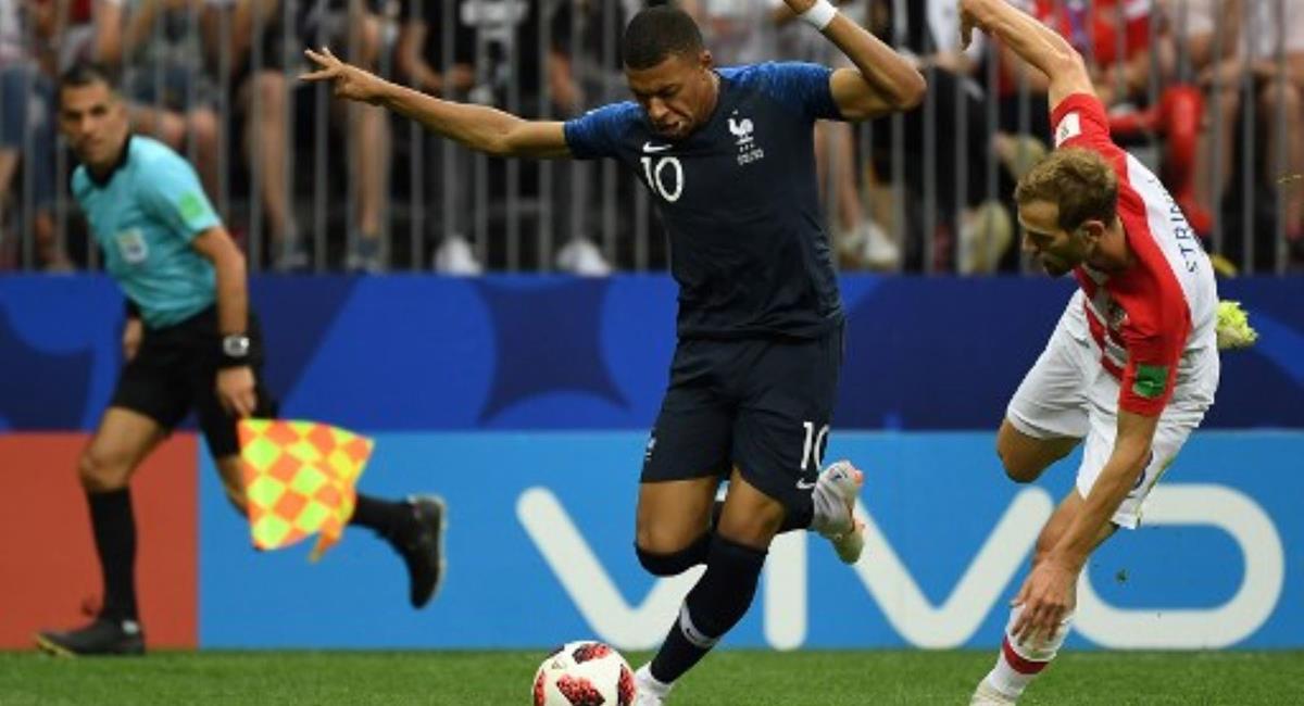 Croacia se enfrenta a Francia como en la final del Mundial Rusia 2018. Foto: Andina