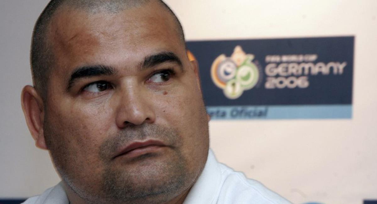 José Luis Chilavert no dudó en hablar de la Conmebol tras el mal arbitraje en el Perú vs Brasil. Foto: Andina