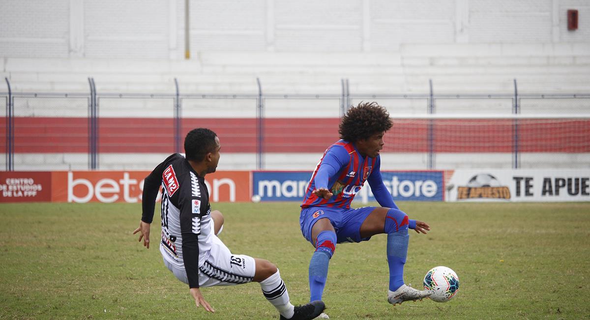 Alianza Universidad quiere sumar de a tres contra Sport Boys. Foto: Prensa FPF