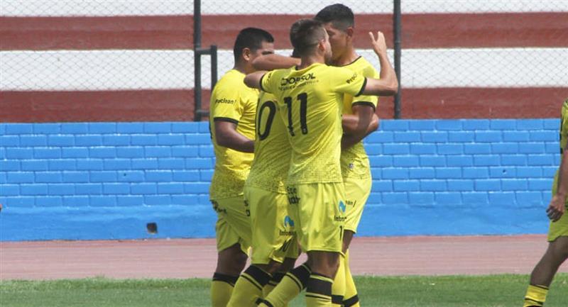 Deportivo Coopsol quiere ganar la Liga 2. Foto: Facebook Club Deportivo Coopsol