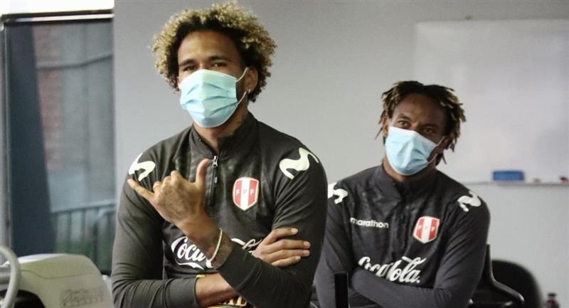 Pedro Gallese también opinó sobre Neymar. Foto: EFE