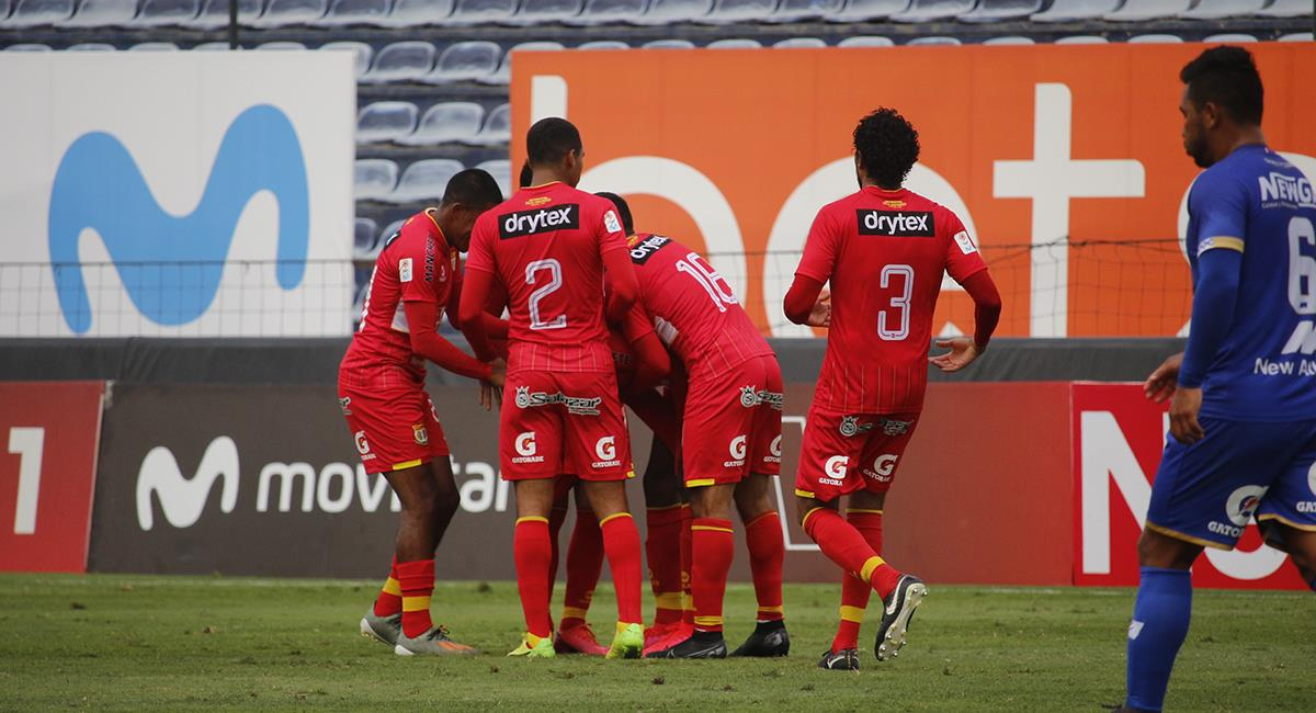 Sport Huancayo tiene la posibilidad de quedar en segundo lugar. Foto: Prensa FPF