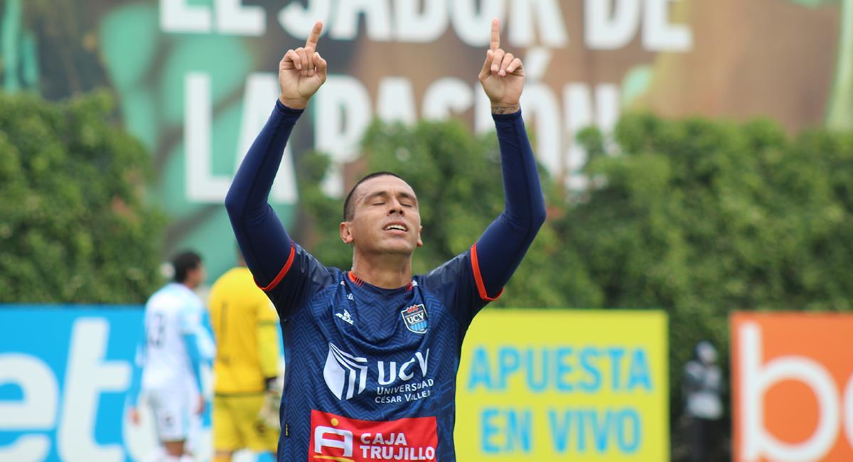 Vallejo venció 3-2 a Llacuabamba. Foto: Prensa FPF