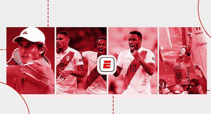 ESPN comienza a tomar poder en las transmisiones deportivas. Foto: Twitter Captura ESPN Perú