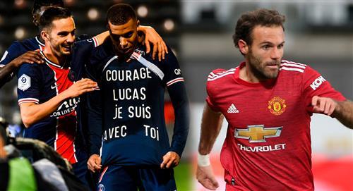PSG vs Manchester United: pronóstico y cuándo juegan por la fecha 1 de la Champions League